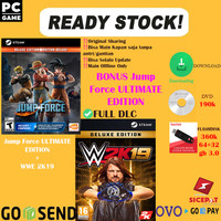 Jump Force ULTIMATE EDITION + DLC (PC ORIGINAL) + WWE 2K19