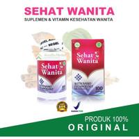 suplemen Vitamin Untuk Wanita Aktif - Walatra bersih Wanita 100% Asli