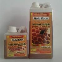 Madu Hutan Kalimantan GHOLIBAN 500gr 500 gr Bee Pollen dan Royal Jelly