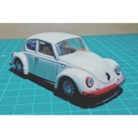 Die cast VW Beetle 1303