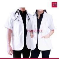 Jas Dokter Snelli Jas Putih Dokter Baju Dokter Medstuff
