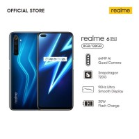 Realme 6 Pro 8/128 GB Garansi Resmi