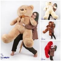Boneka Teddy Bear Jumbo Pengrajin