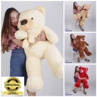 Teddy Bear 100cm Kualitas Import