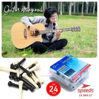 Pin Sadle Gitar Bridge Pins Guitar SPEEDS Alat Musik Pin Gitar 049-27