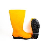 Sepatu Boots Safety Jeep 9003 Kuning