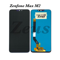 LCD TOUCHSCREEN FOR ASUS ZENFONE MAX M2 - ZB633KL - X01AD LCD FULLSET - Hitam