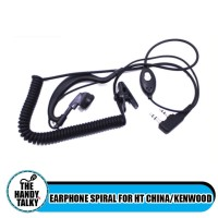 PROMO Earphone Spiral for HT China/Kenwood
