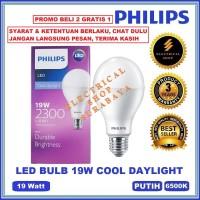 PHILIPS LED BULB 19W / 19 WATT PUTIH (ADA GARANSI & HARGA GROSIR)