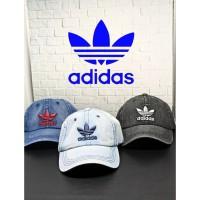Topi Baseball / Snapback Premium High Quality Bermerek Adidas