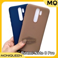Case Xiaomi Redmi Note 8 PRO CANDY Softcase Softcase Babyskin Macaron