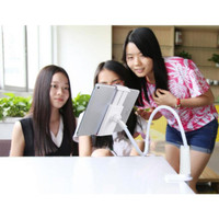 PC Holder Klip 360 Lazypod Arm Universal Tablet -TaffSTUDIO - Hitam