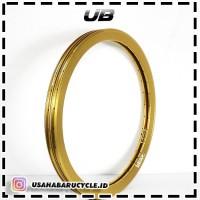 Rims / Velg 700C VUELTA 32H Gold Color Alloy