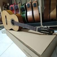 Gitar Yamaha Classic Elektrik tipe C315 with tuner