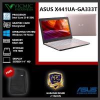 ASUS X441UA-GA333T I3-8130U 4GB/1TB WIN10 ROSEGOLD
