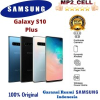 Samsung Galaxy S10 Plus Garansi Resmi SEIN [8GB/128GB]