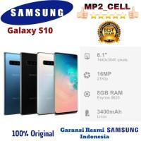 Samsung Galaxy S10 Garansi Resmi SEIN [8GB/128GB]