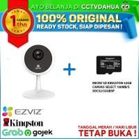 EZVIZ C1C 720P 1MP ( FREE MICRO SD 32GB ) IP Camera CCTV GARANSI RESMI