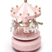 Kotak Musik Carousel