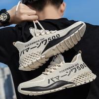 Sepatu Sneakers Import Pria Peter Marteens PM500 Sepatu Kasual Fashion - Hijau, 40