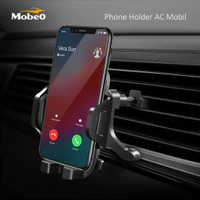 Mobeo Phone Holder Mobil Stand Suction Cup / Ventilasi AC Mobil - AC Mobil