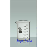 IWAKI BEAKER GLASS Vol. 100 ml / GELAS KIMIA