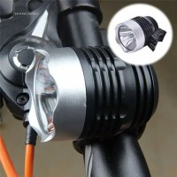 Lampu Depan Sepeda LED 3 Mode Light / Bicycle Front LED Lamp
