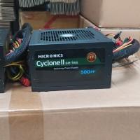 Power Supply 500w pure Micronics Cyclone II series