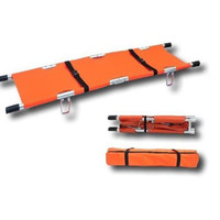 GEA Tandu Lipat 4 / FOLDING STRETCHER 4 Alluminium - YDC 1 A10