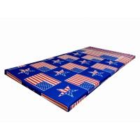 Kasur Lantai/Kasur Gulung/Kasur Lipat Busa Royal Foam 90 x 195 x 5 cm