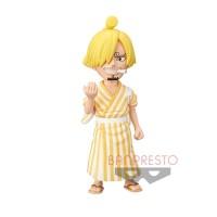 WCF One Piece Wano vol. 3 Sanji Original Japver