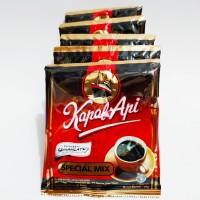 Kapal Api kopi gula 25g. 10sachet