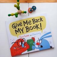 Buku Anak, Buku Cerita Anak - Give Me Back My Book!