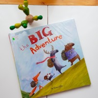 Buku Anak, Buku Cerita Anak - The Big Adventure