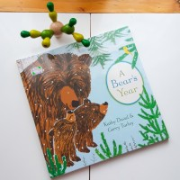 Buku Anak, Buku Cerita Anak - A Bear's Year