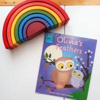 Buku Anak, Buku Cerita Anak - Olivia's Feathers