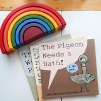 Buku Anak, Buku Cerita Anak - The Pigeon Needs A Bath