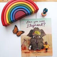 Buku Anak, Buku Cerita Anak - Have You Seen Elephant?