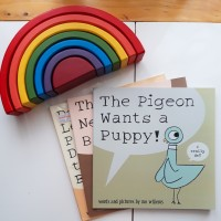 Buku Anak, Buku Cerita Anak - The Pigeon Wants A Puppy