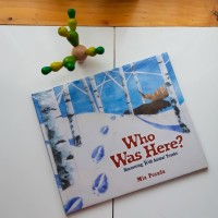Buku Anak, Buku Cerita Anak - Who Was Here?