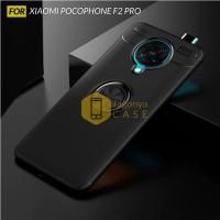 Case Xiaomi Pocophone F2 Pro Autofocus Invisible Iring Soft Case