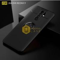Case Xiaomi Redmi 9 Autofocus Invisible Iring Soft Case