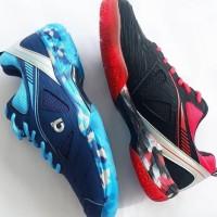 Sepatu Badminton Apacs / SP-608F BIRU ORI