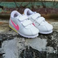 Sepatu Anak Nike Cortez List Pink Grade Original BNIB