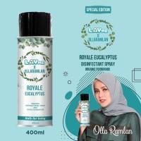 Lavme x Olla Ramlan Disinfectant - Royal Eucalyptus 400ml