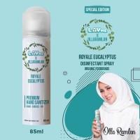 Lavme x Olla Ramlan Hand Sanitizer - Royal Eucalyptus 85ml