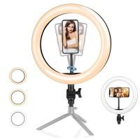 Ringlight Lighting beauty Vloger Youtuber Lampu Halo Ring light led