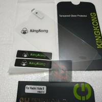Tempered Glass kingkong premium quality Xiaomi Redmi Note 8 note 7