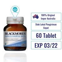 Blackmores Nails, Hair & Skin (Biotin) 60 Tablets