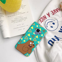 Bear Cute Kartun 3D Case Fullprint iPhone Samsung Vivo OPPO Realme New
